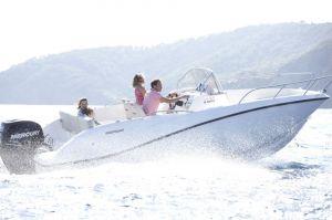 Лодка QUICKSILVER ACTIV 675 OPEN