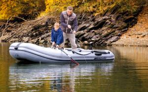 Лодка Air Deck Fishing 320