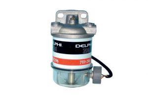 Филтър сепаратор бензинов с АЛАРМА - 150 l/h