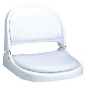 Седалка сгъваема тапицирана пластмаса