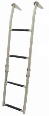 Стълба за платформа - 4 стъпала