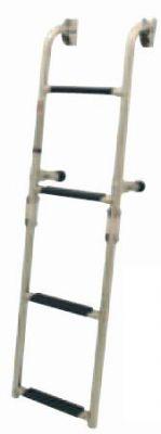 Сгъваема стълба за транцева дъска 4 стъпала