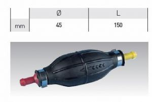 Подкачваща помпа за гориво диаметър 39