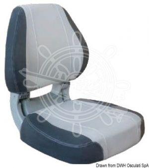 Седалка за лодка ергономична сгъваема